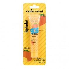 Cafemimi, Бальзам для губ SOS, манго, 15 мл