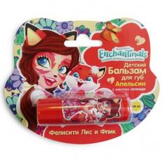 Enchantimals, Детский бальзам для губ «Апельсин»