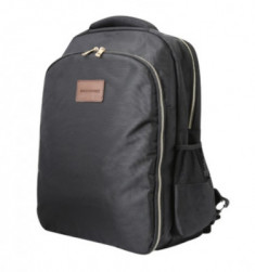 Рюкзак черный Hairway Barber 30*18*45 см