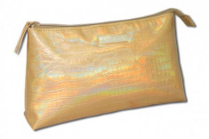 Косметичка Hairway Gold 26*6*15см