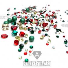 FanatkaStraz, Стразы «Гармония» №6121, микс