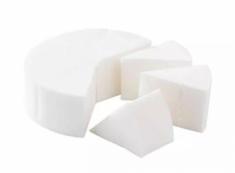 Комплект латексных спонжей для макияжа Sibel 75мм, 8шт