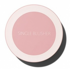 Румяна THE SAEM Saemmul Single Blusher PK10 Bae Pink 5г