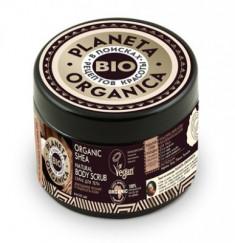 Скраб для тела Planeta Organica Organic shea 300мл