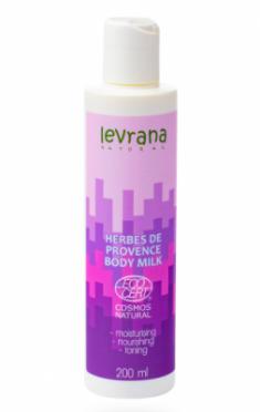"""Молочко для тела Levrana """"Прованские травы"""" 200мл"""