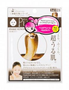 Маска для лица со змеиным ядом Sunsmile Bee venom face mask 23мл
