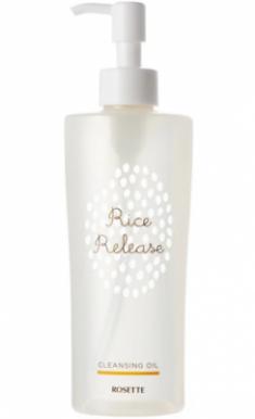 Масло для снятия макияжа с рисовыми экстрактами Rosette Rice release 200мл