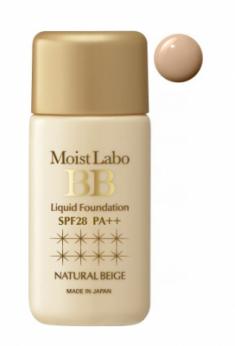 Основа тональная жидкая Meishoku Moist-labo bb liquid foundation тон 01 25мл
