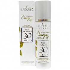 Aroma Naturals Лосьон The Amazing 30 Omega-x Lotion 114 г