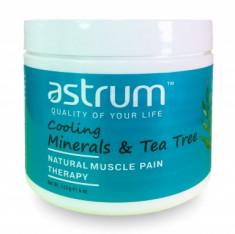 Аструм Гель минеральный охлаждающий с маслом чайного дерева 113 г Astrum